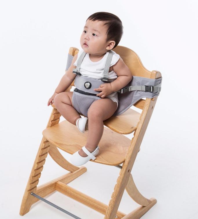 다이얼핏(Dial-Fit) 유아의자 부스터 사용례