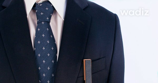 [Suitte] 향기를 간직하는 포켓클립으로 수트에 향기를 입으세요.