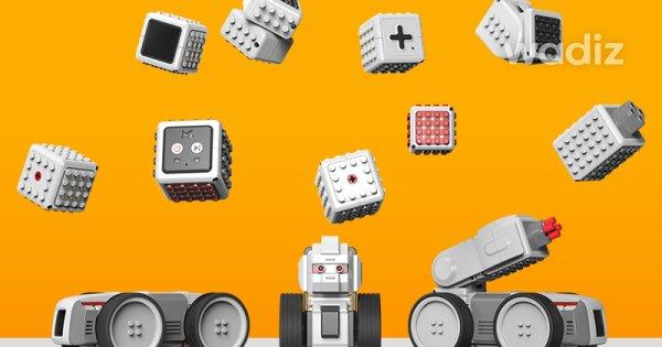 누구나 원하는 로봇을 만들 수 있습니다. 마운지 로봇!